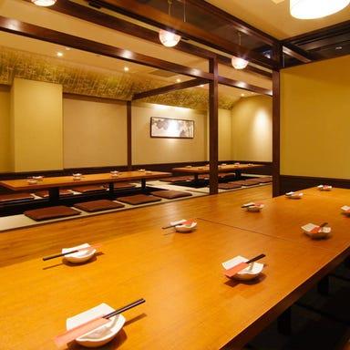 和食とお酒 やまと庵 近鉄奈良駅前店 店内の画像