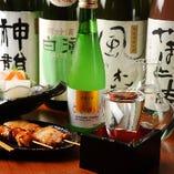 奈良の地酒多数取り揃えております。