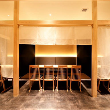 全席個室 食べ飲み放題 おとずれ 小倉駅前店 店内の画像