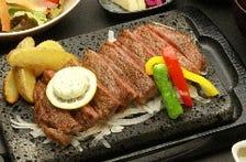 米沢牛サーロインステーキ御膳 180g (米沢牛A5ランク使用)