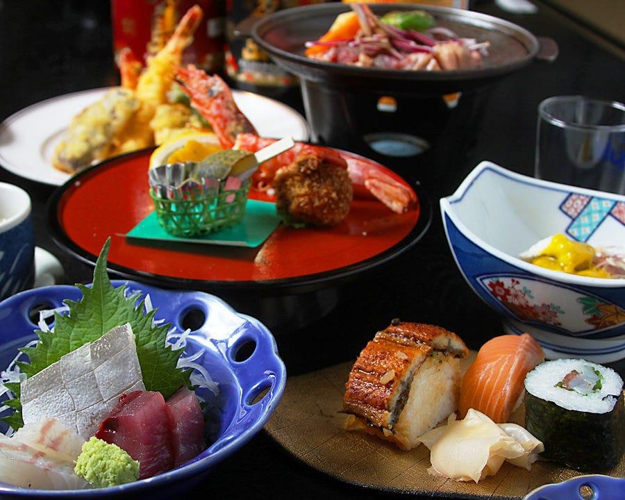 瀬戸内の新鮮な魚をご堪能ください