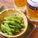 美味しい和食や楽しいご宴会にビール・日本酒・焼酎は欠かせない