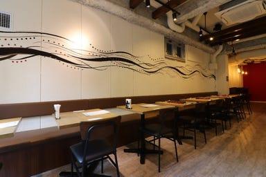 日本酒バル&カフェ 坂ノ下ノオリゼ  店内の画像