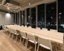 【個室】最大50名様の完全個室が完成