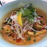 [2辛]汁なしトムヤム麺