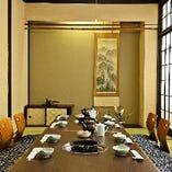 お座敷個室(4室)※テーブル個室もございます