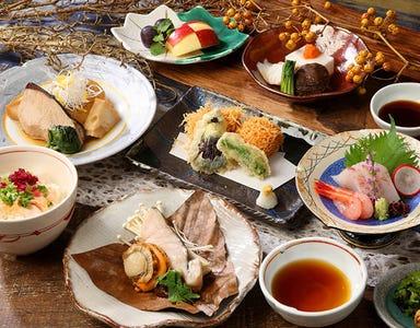 和食ダイニング 蔵 ANAクラウンプラザホテル新潟 メニューの画像