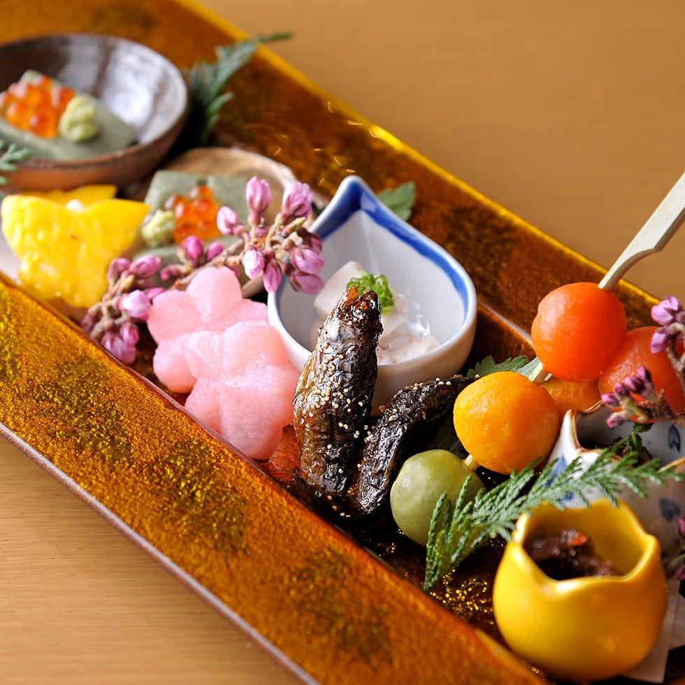 京料理の老舗の味を名古屋で。