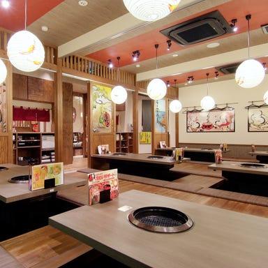 赤から 函南店 店内の画像