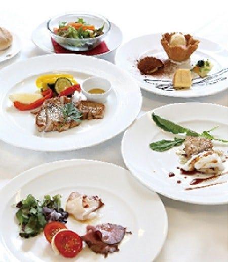 ディナー★【LUNA Course-ルナコース-】お料理のみ〈7品〉
