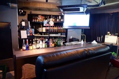 Bar TRIANGLE  店内の画像