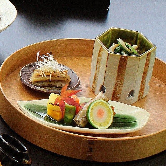 日本料理 あら井