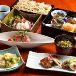 【旬コース】 四季折々の食材や郷土料理で織り成すコース