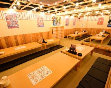 海鮮屋台まいこ 関大前店 店内の画像