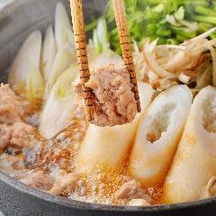 秋田名物・きりたんぽ鍋
