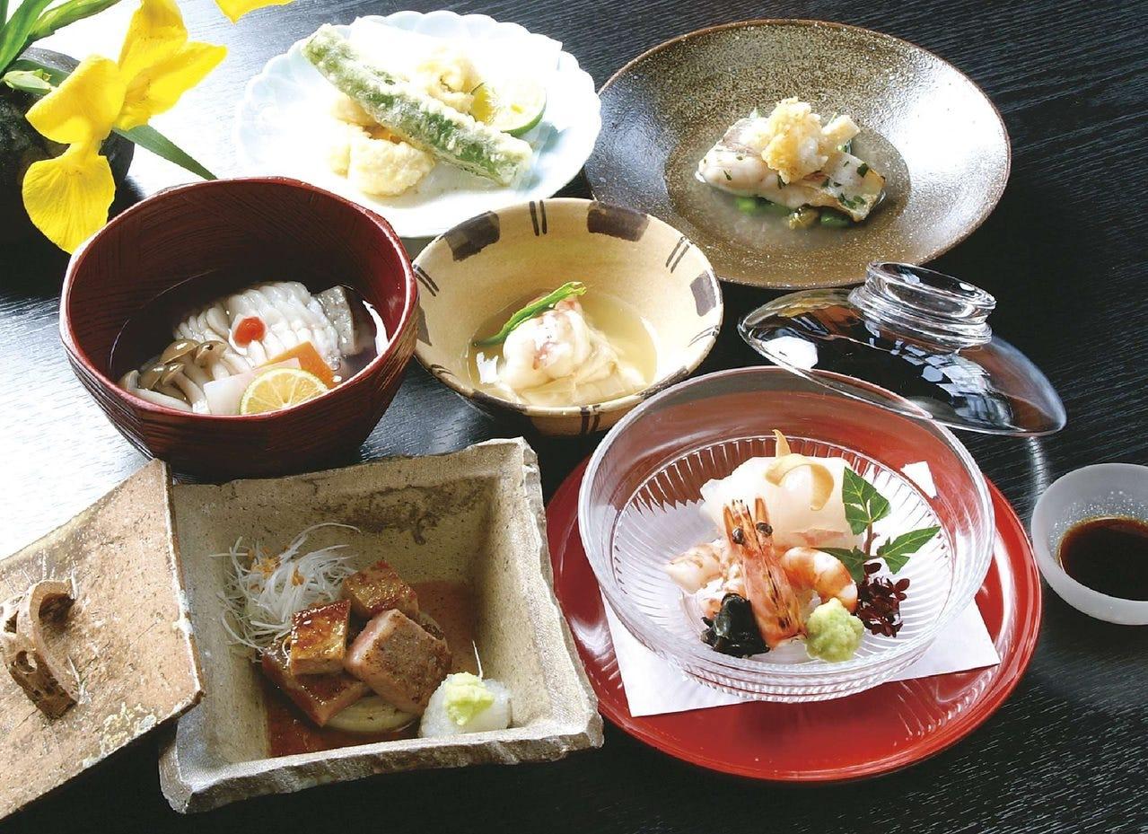 『橘』かんざ特別お料理