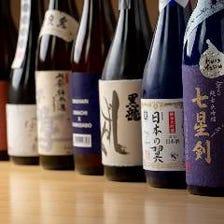 料理に合う日本酒