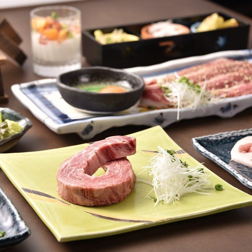 上州和牛で焼肉宴会☆