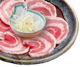 【上州麦豚】ネギ塩豚カルビ