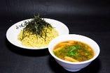 つけ麺(焼き醤油スープ)