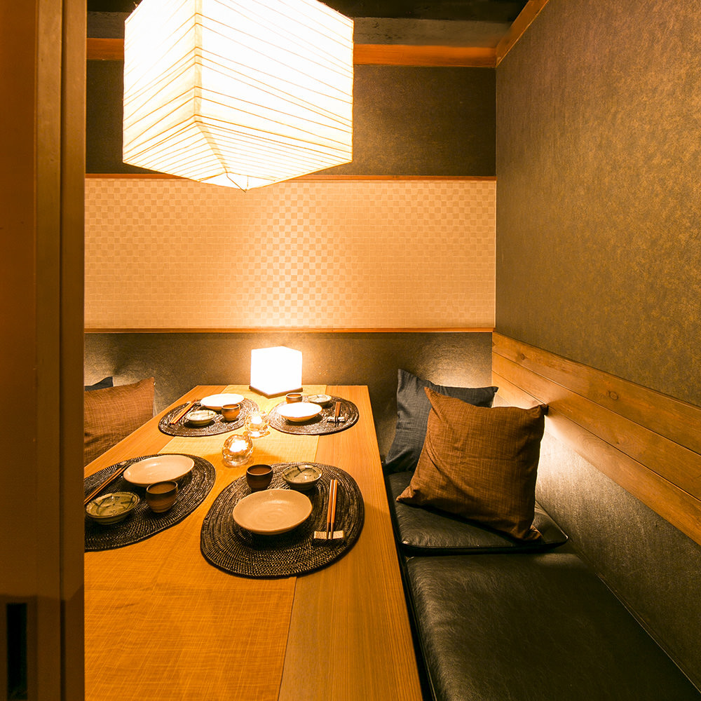 テーブル席・半個室・6名様~12名様