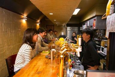 庄内 肉と海鮮居酒屋 かえりみち  店内の画像
