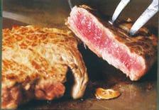 やんばる和牛のサーロインステーキ