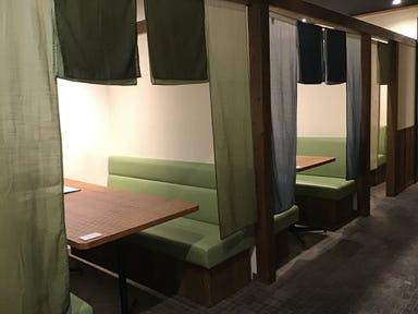 淡路島 旬彩 ユラリユラ  店内の画像
