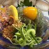 淡路島産生しらす小鉢