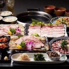 贅沢に【石垣牛とアグー豚の食べ飲み放題コース】 120分 5,800円
