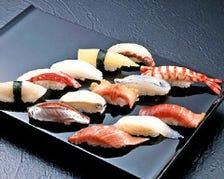 本格江戸前鮨をリーズナブルに提供