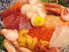 四季折々の新鮮な魚介類