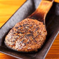 肉味噌の焼き味噌