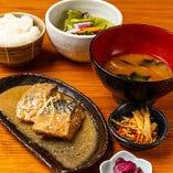 【リピート率No.1】鯖の味噌煮定食