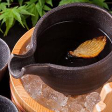味と香りを楽しむ冷ひれ酒