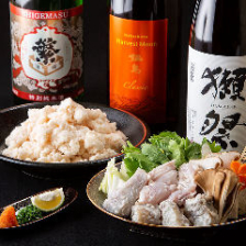 【2020特別忘年会】酒粕ふぐちり鍋