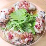 「冬のおススメ」牡蠣のコンフィ