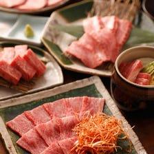 大人の宴に華を添える!肉料理の数々