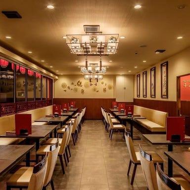中国料理 千翔  店内の画像