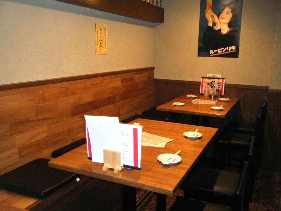 【半個室】~14名・~10名テーブル席