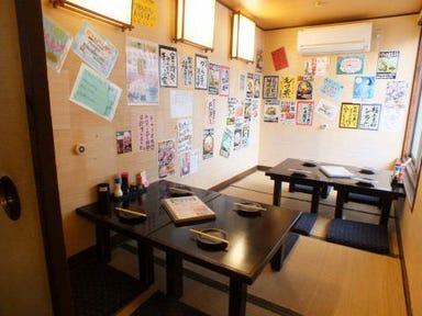 50円やきとり きんちゃん家 森下店 店内の画像