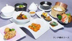 中国料理 鷹  コースの画像