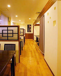 中国料理 鷹  店内の画像