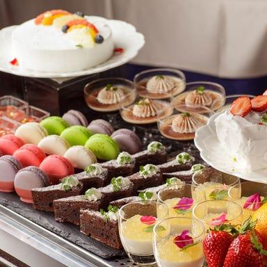 仙台国際ホテル レストラン ロジェドール コースの画像