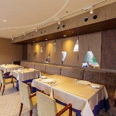 仙台国際ホテル レストラン ロジェドール