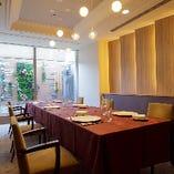 テーブル席個室(2~6名様)