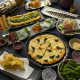 人気のお料理を集めた全9品の『masu/masuコース』