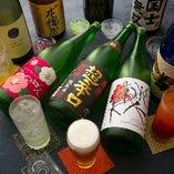 滋賀の地酒【約25種】含む!スタンダード飲み放題