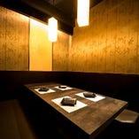 様々なシーンに対応可能な個室を完備しております!
