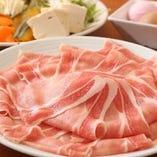 豚ロースランチ